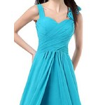 Elegant Sweetheart Sleeveless Long Prom Dress